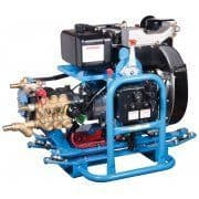 Interpump 66 Series Engine Pump Units