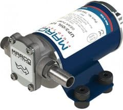 Marco UP6 OIL Gear Pump 8 LPM - 2 Bar - 12v  (164.080.12)