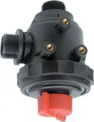 Suction Filter with Shut-Off Valve 8078003