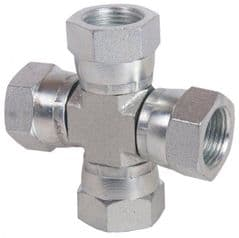 Swivel Cross 501-2222