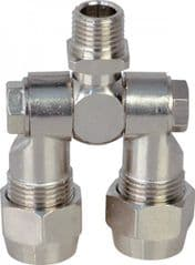 Swivel Twin Nozzle Holder 8247007