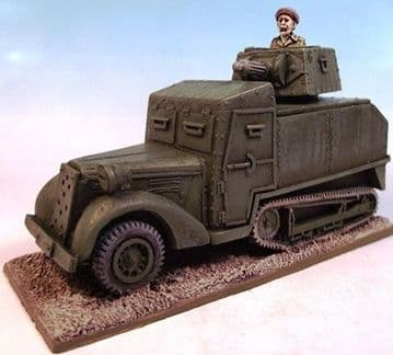 BCW17 HALFTRACK CONVERSION
