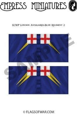ECW London Auxiliaries-Blue Regiment 2