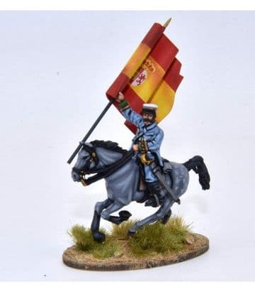ES7 SPANISH MOUNTED COLONEL.