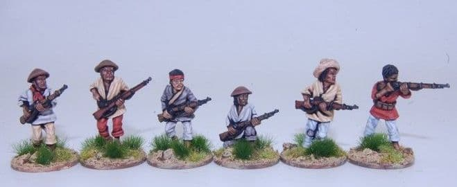 FL4 TAGALOG INSURGENTS WITH FIREARMS