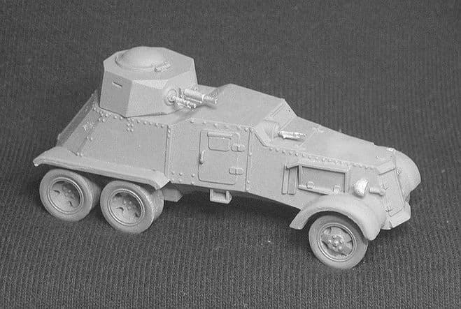 VEH11 - Chevrolet M37 Armoured Car