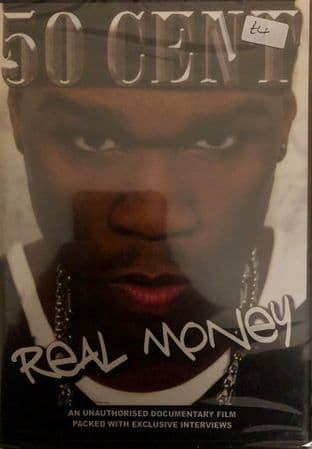 50 Cent - Real Money (DVD)