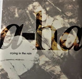 "A-Ha - Crying In The Rain (7"") (EX-/VG+)"
