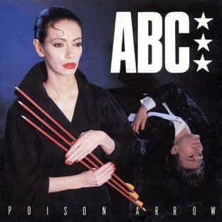 "ABC ‎- Poison Arrow (7"") (VG+/G+)"
