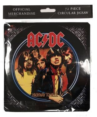 AC/DC - Highway To Hell - Jigsaw Puzzle