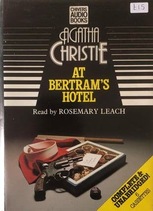 Agatha Christie - At Bertram's Hotel (Cassette Audio Book, Unabridged)