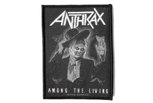 Anthrax - Sew On Patch