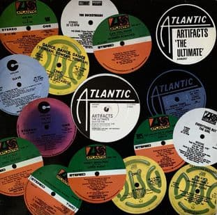 """Artifacts - The Ultimate (12"""") (Promo) (EX-/VG-)"""