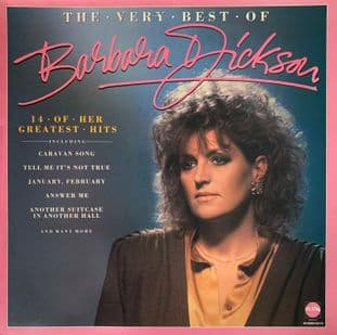 Barbara Dickson - The Very Best Of Barbara Dickson (LP) (VG+/VG-)