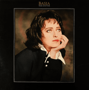 Basia ‎- Time And Tide (LP) (VG/G++)