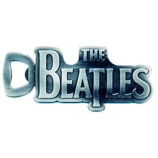 Beatles (The): Bottle Opener: Drop T Logo