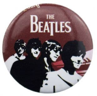 Beatles (The) - I Feel Fine (25mm Button Badge)