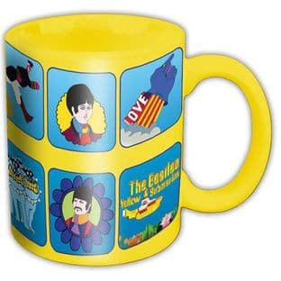 Beatles (The) - Yellow Submarine  - MUG (11oz) (Brand New In Box)