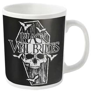 Black Veil Brides: Coffin - MUG (11oz) (Brand New In Box)