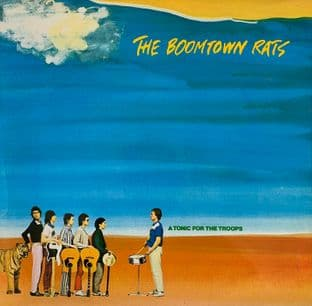 Boomtown Rats (The) - A Tonic For The Troops (LP) (VG-/VG-)