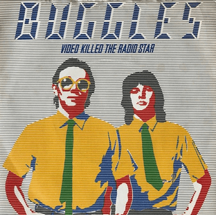 """Buggles (The) - Video Killed The Radio Star (7"""") (VG-/VG-)"""