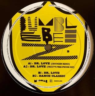 "Bumblebeez - Dr Love (12"") (G+/NM)"