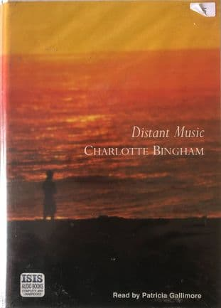 Charlotte Bingham - Distant Music (Cassette Audio Book, Unabridged)