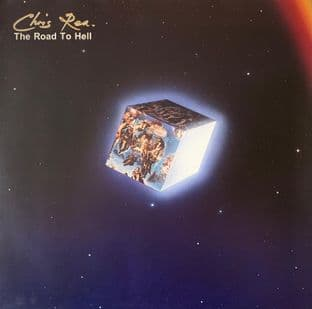 Chris Rea - The Road To Hell (LP) (G-VG/VG-)