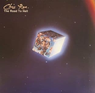 Chris Rea - The Road To Hell (LP) (VG-EX/VG-EX)