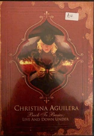 Christina Aguilera - Back To Basics: Live And Down Under (DVD)