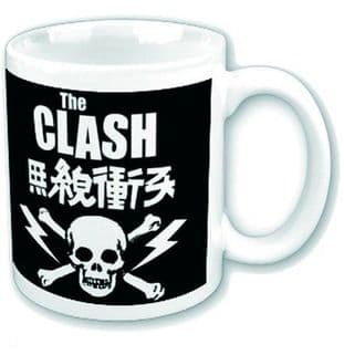 Clash (The) - MUG - (11oz) (Brand New In Box)