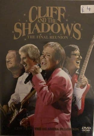 Cliff And The Shadows - The Final Reunion (DVD)