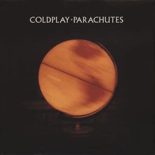 Coldplay ‎- Parachutes (LP) (180g Vinyl) (M/M) (Sealed)