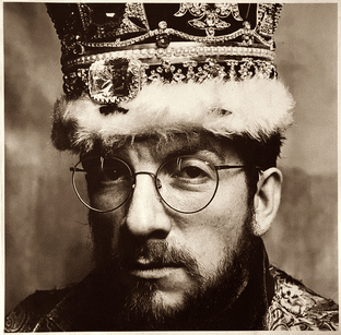 Costello Show (The) ‎- King Of America (LP) (VG/VG-)