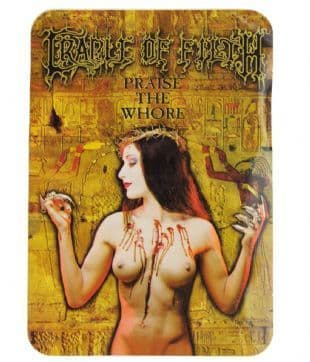 Cradle Of Filth - Praise The Whore (Sticker)