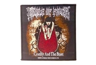 Cradle Of Filth - Sew On Patch (4)