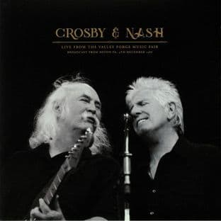 Crosby & Nash – Live From The Valley Forge Music Fair (LP) ((M/M) (Sld)
