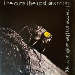 """Cure (The) - The Upstairs Room/The Walk EP (12"""") (G++/VG)"""