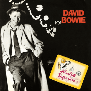 "David Bowie ‎- Absolute Beginners (7"") (VG+/VG-)"