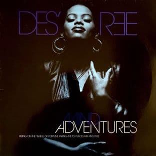 Des'ree ‎- Mind Adventures (LP) (VG/VG-)