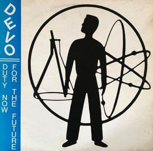 Devo - Duty Now For The Future (LP) (G-VG/G++)