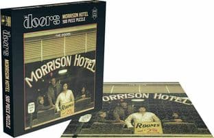 DOORS  (THE) - MORRISON HOTEL (500 PIECE JIGSAW PUZZLE)  (JS023)