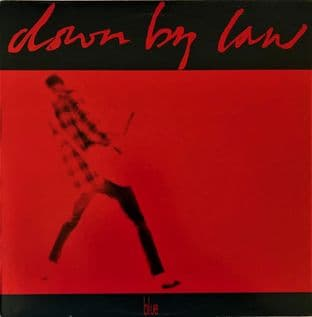 Down By Law ‎- Blue (LP) (EX-/VG-)