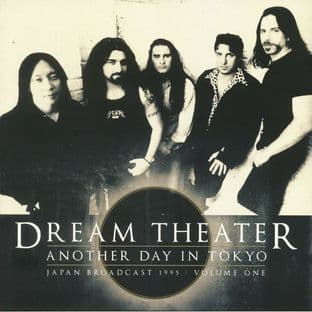 Dream Theater – Another Day In Tokyo Volume One Japan Broadcast 1995 (LP) (M/M) (Sld)