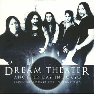 Dream Theater – Another Day In Tokyo Volume Two Japan Broadcast 1995 (LP) (M/M) (Sld)