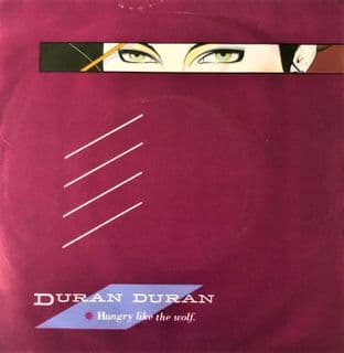 "Duran Duran - Hungry Like The Wolf (7"")  (G++/G++)"