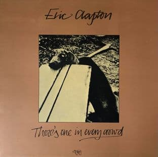 Eric Clapton ‎- There's One In Every Crowd (LP) (VG-EX/VG-)