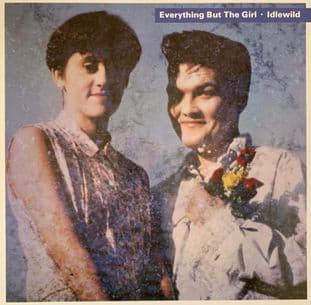 Everything But The Girl - Idlewild (LP) (VG-EX/VG-EX)
