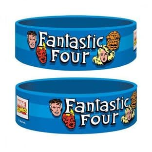 Fantastic 4 - Rubber Wristband