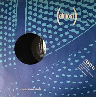 """Funky DL - Circles (Going Round)/The Promo (12"""") (Promo) (VG-/G++)"""